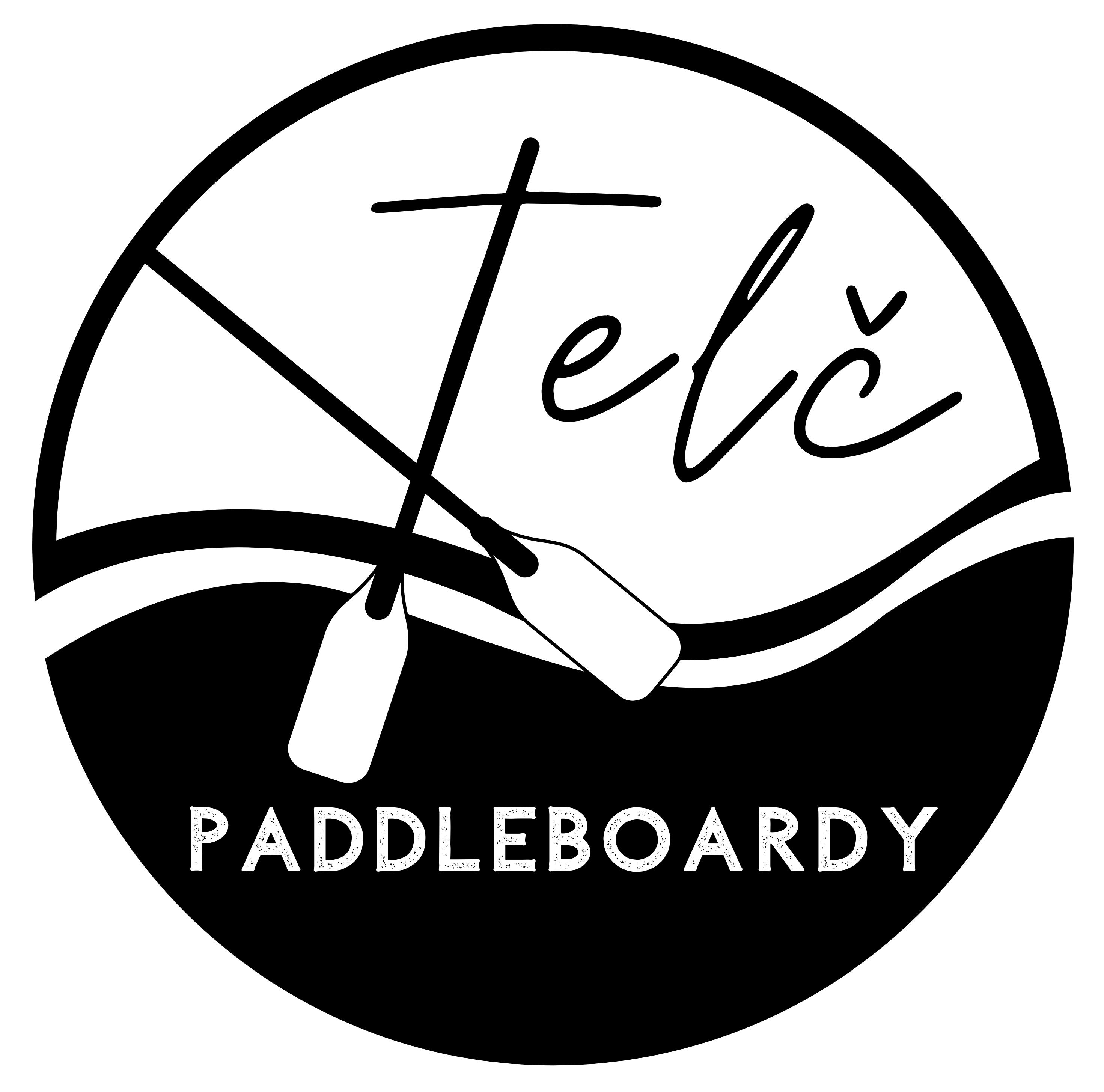 Paddleboardy Telč